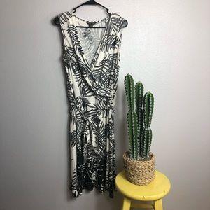 New women's tropical Tommy Bahama dress medium